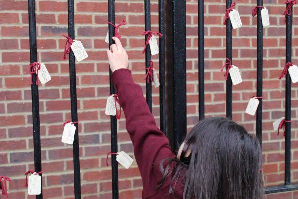 Hannah Wishing Wall